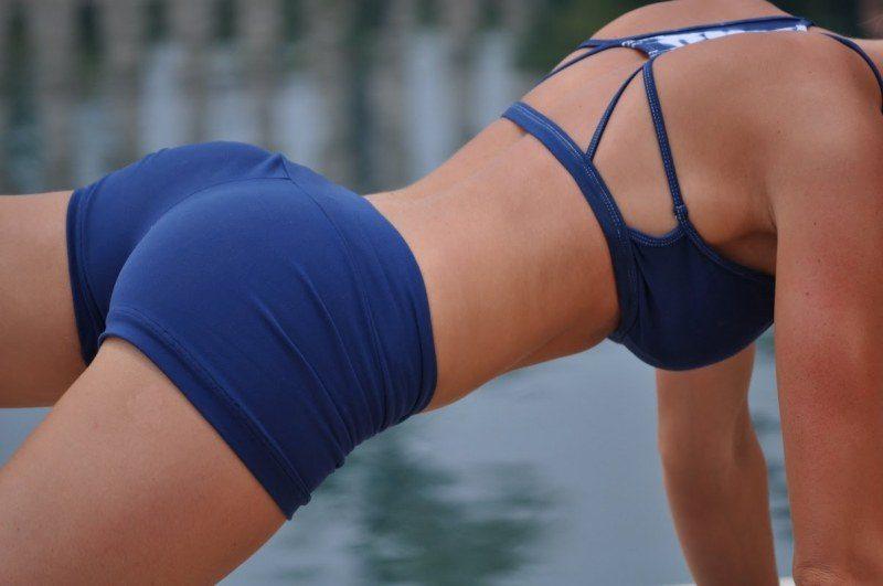 3 упражнения за стегнато дупе