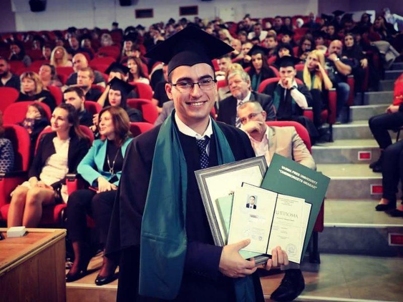 Александър Иванов: Да продължиш мисията на учителите си е отговорност