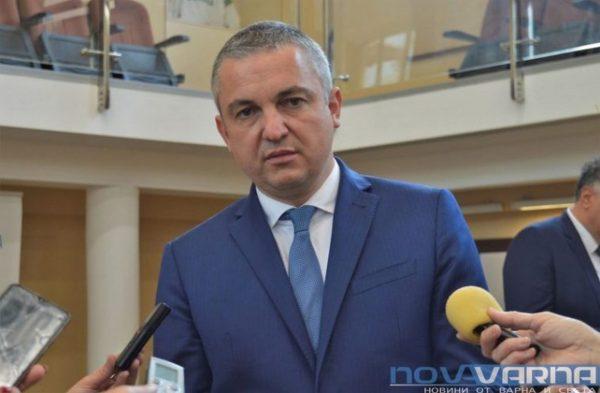 Иван Портних: Вярвам, че Варна ще посрещне лятото в нормални условия (ВИДЕО)