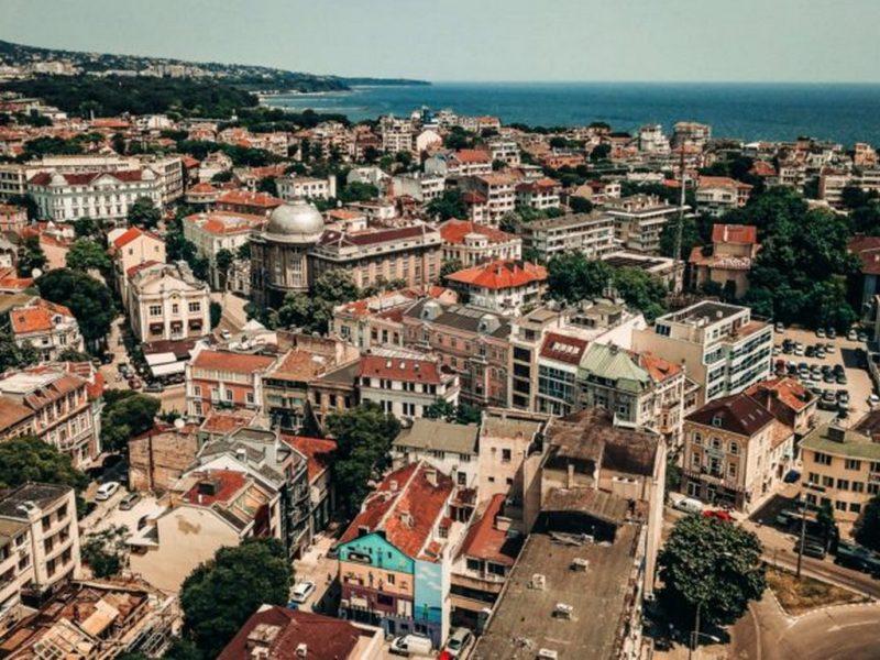 """""""Таляна"""" – артистичният квартал на Варна"""