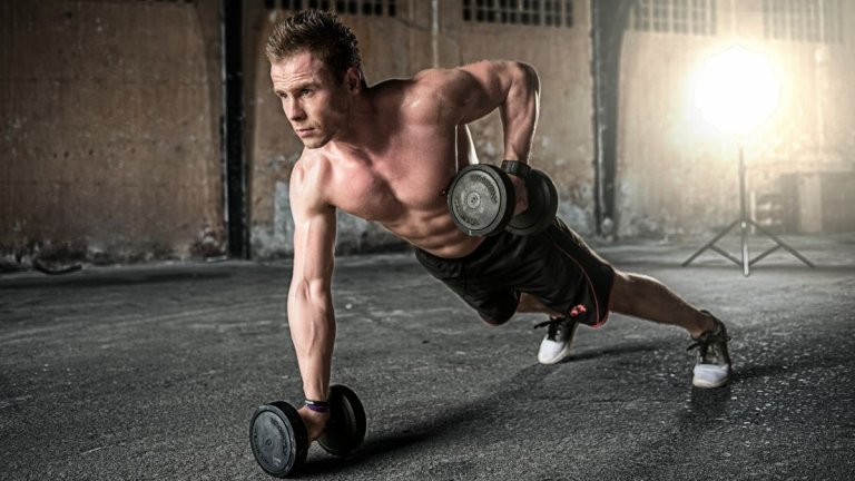 Силното тяло се гради със здрави кости