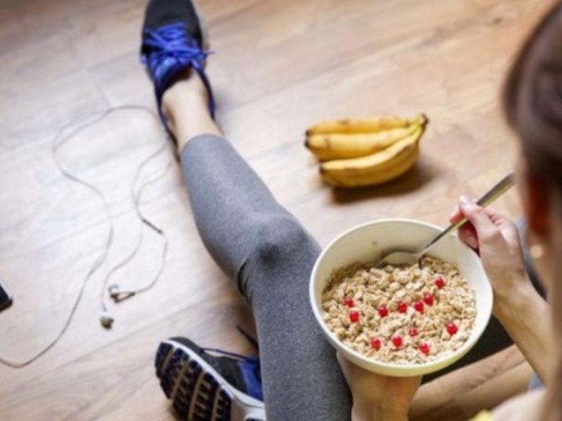 Закуска преди фитнес – да или не?