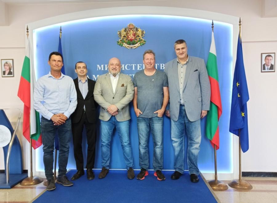 Международен турнир по плажен волейбол ще се проведе през август с подкрепата на ММС и БФВ