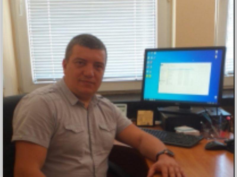Ново попълнение в Окръжния следствен отдел към Окръжната прокуратура във Варна
