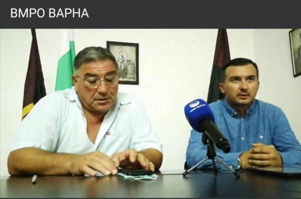 На пресконференция-фиаско ВМРО Варна поиска оставката на Тодор Балабанов