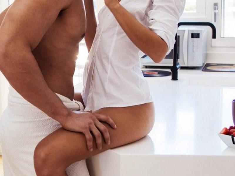 Най-добрите пози за секс извън спалнята