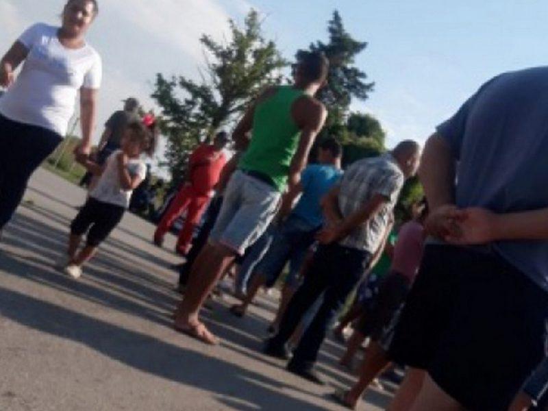 Протест затвори пътя Варна-Добрич