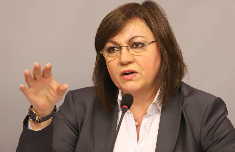 Нинова я е страх от съпартийци, та Борисов ли ще пребори