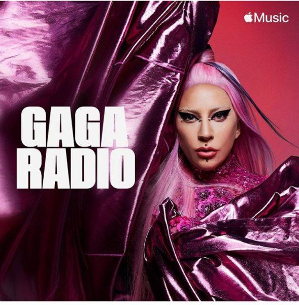 Lady Gaga стартира радиопредване – Gaga Radio
