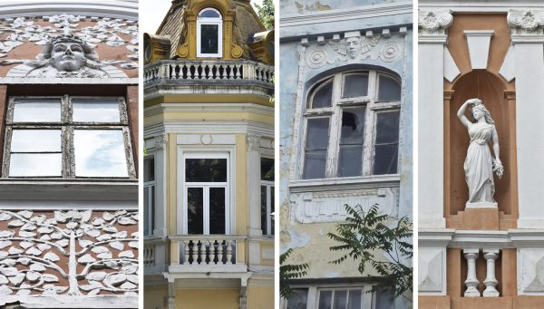 Пленер по рисуване на архитектурно наследство за ученици започва във Варна