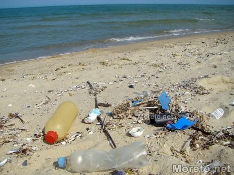 Суперензим, ядящ пластмаса, влиза във войната с отпадъците