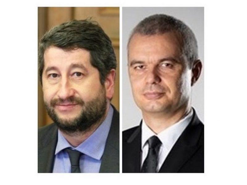Костадин Костадинов гласен за силов министър в метежния кабинет, вижте състава му след преврата