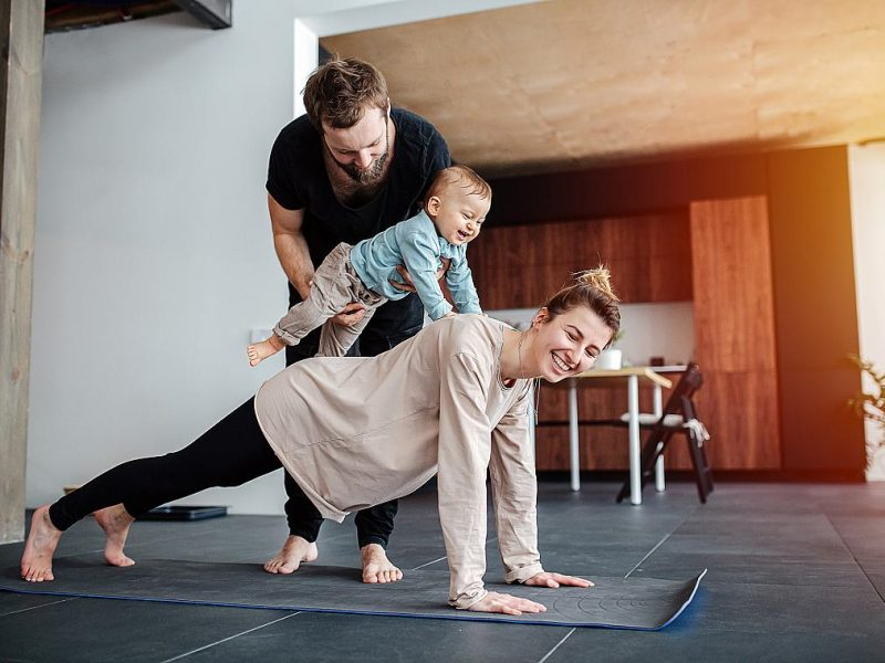 5 упражнения за горна част на тялото, които може да правите и в домашни условия