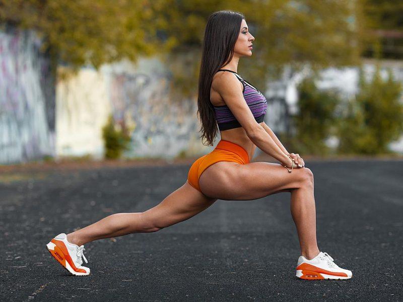 8 упражнения за крака и дупе, които може да правите и извън фитнеса