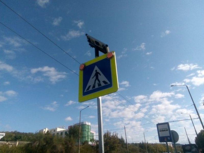 Монтират интелигентни пешеходни пътеки и звукови бутони за незрящи във Варна