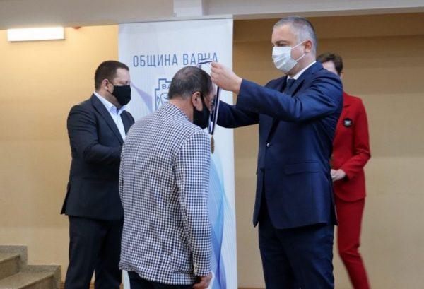 """Връчиха награди """"Варна"""" в областите на културата, науката и образованието"""