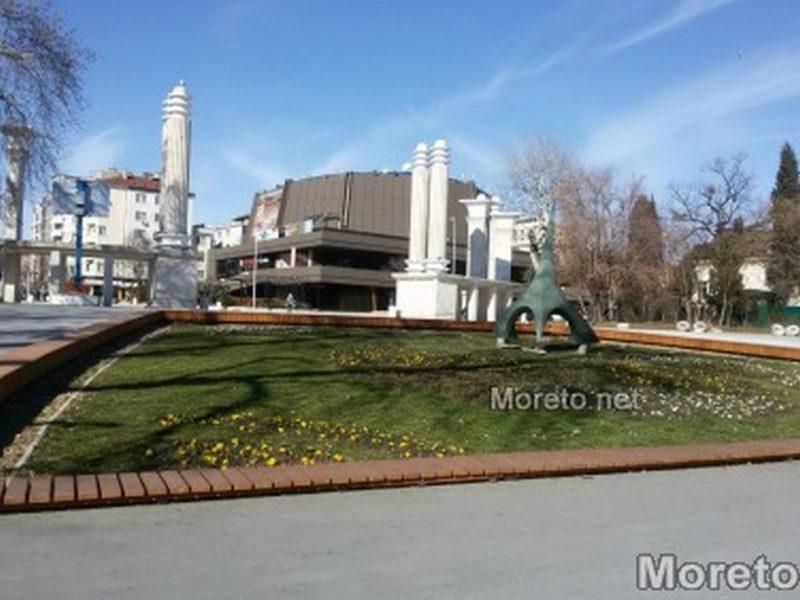 Редят изложба в Морската градина по случай 100-годишнината на ИУ – Варна