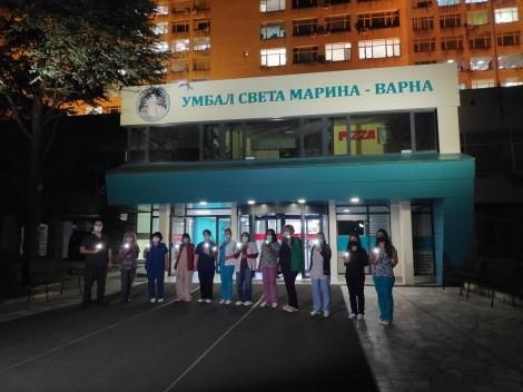 Медици от Варна призовават: Спазвайте мерките!