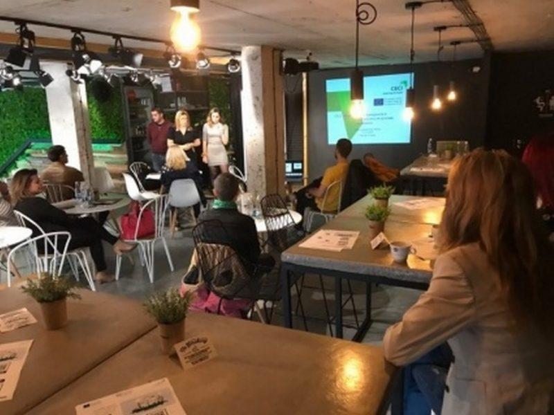 Дискутираха свежи идеи за кръгова икономика във Варна