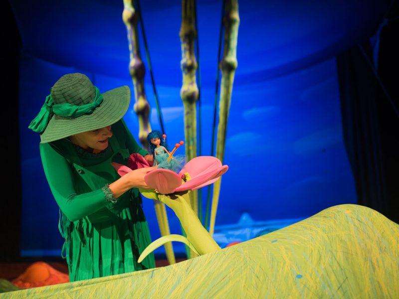 Приказки на Андерсен и Ран Босилек представя Кукленият театър