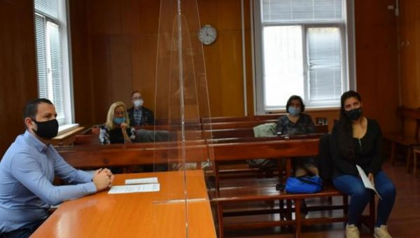 Петима юристи избраха Варненския окръжен съд за задължителния си стаж