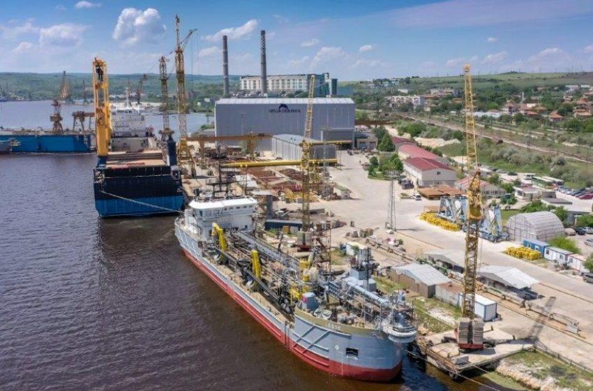Два кораба за МО ще бъдат построени във Варна