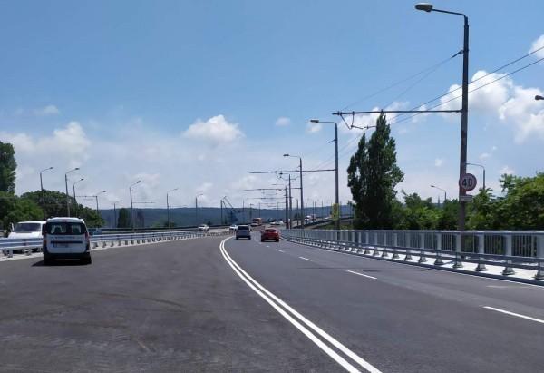 АПИ: Аспаруховият мост във Варна е конструктивно здрав