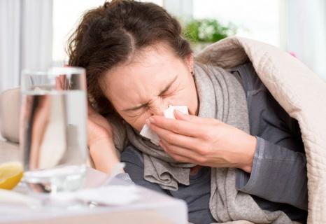 И сезонният грип е тук, някои го карат заедно с COVID-19