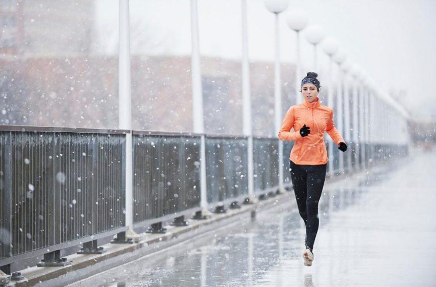 Как да тичате в студа, без да се разболявате?