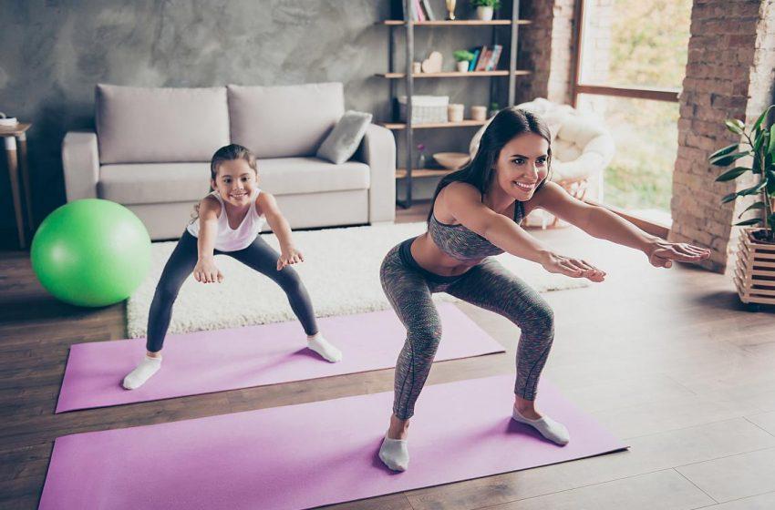 8 упражнения за цялото тяло, които може да пробвате и вкъщи