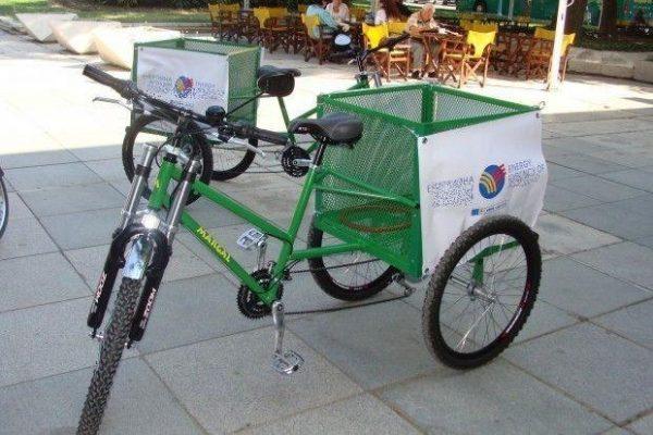 Товарни колелета ще облекчават трафика във Варна