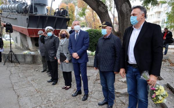 Варна отбелязаха 108-та год. от най-голямата българска военноморска победа