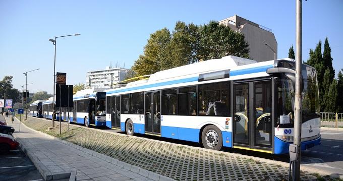 Промени в градските линии предвижда новата транспортна схема на Варна