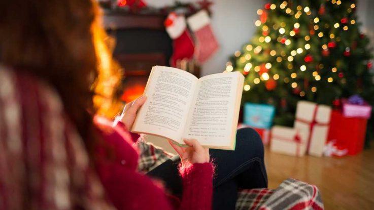 Коледа- време за хубава коледна книга