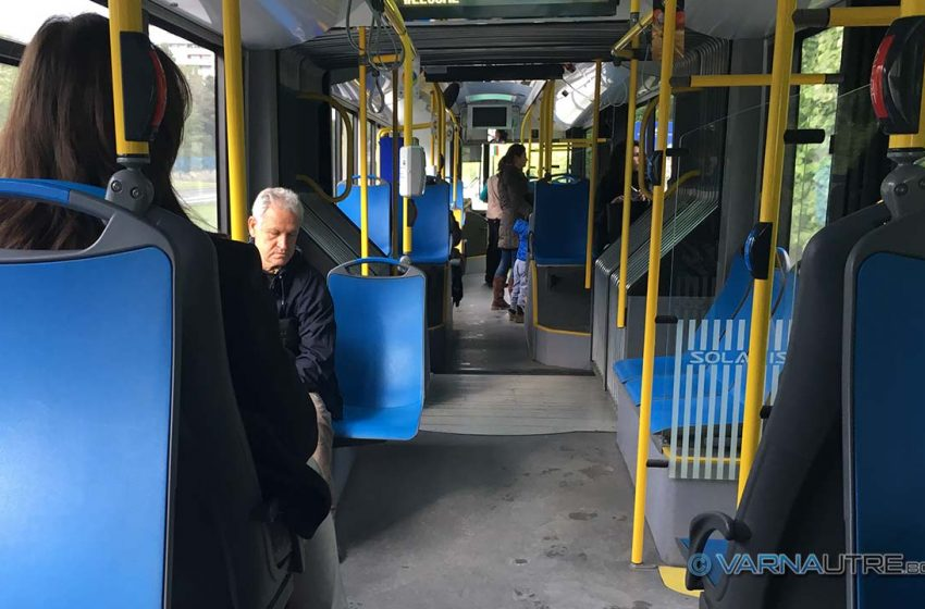 Въвеждат нови билети за многократно пътуване във Варна