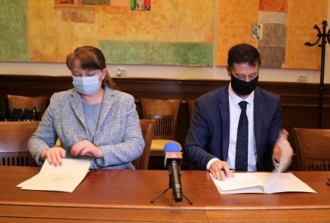 Социалното министерство и ИУ – Варна ще си сътрудничат за развитие на социалното предприемачество