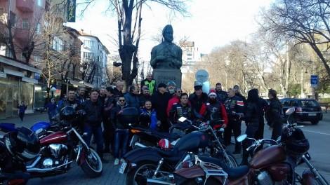 Варненски мотористи излизат на обиколка из града днес
