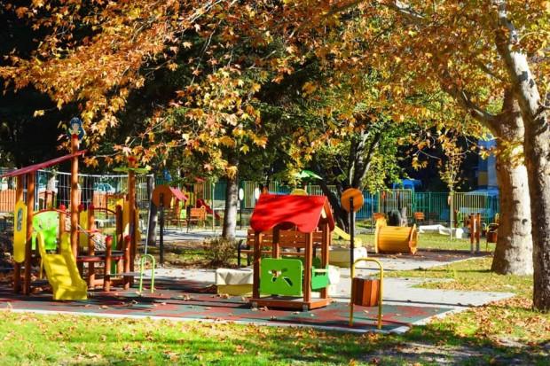 Изградиха нови площадки за игра в 7 детски ясли във Варна