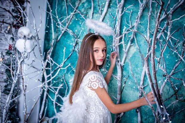Уникално красиво и талантливо дете от Варна с покана за участие в холивудска филмова продукция