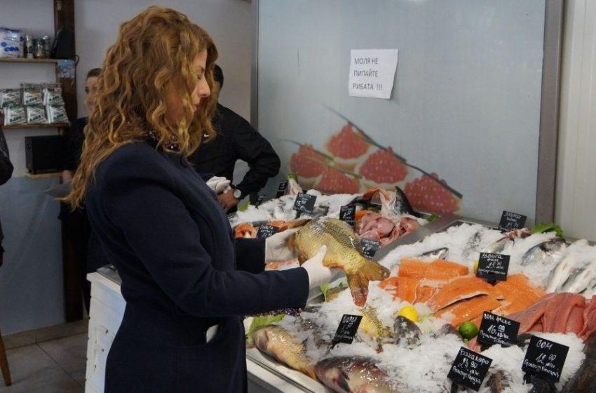 БАБХ започва засилени проверки на търговците на риба за Никулден