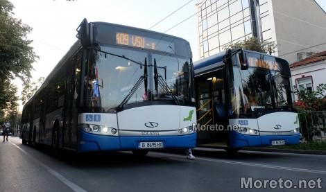 Общинска комисия обсъжда новата транспортна схема на Варна