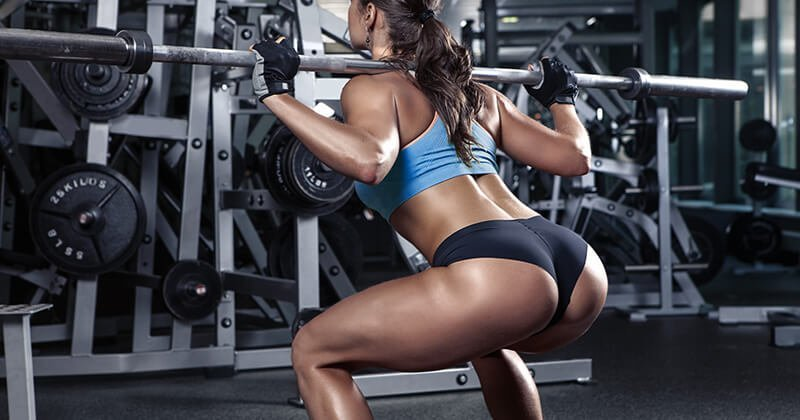 Топ 8 упражнения за цялото тяло