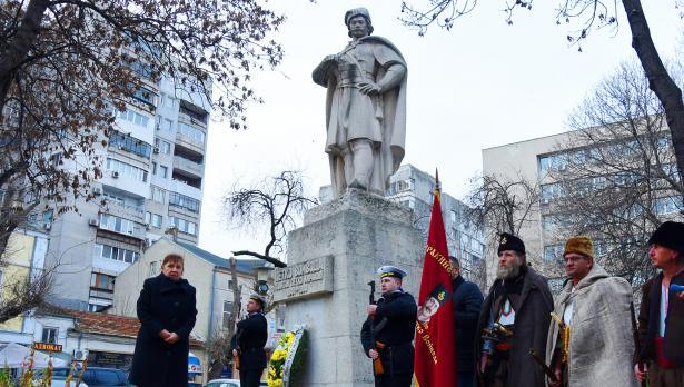 Варна почете паметта на Капитан Петко войвода