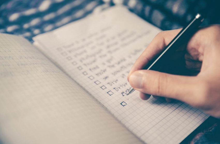 3 стъпки за постигане на всяка цел