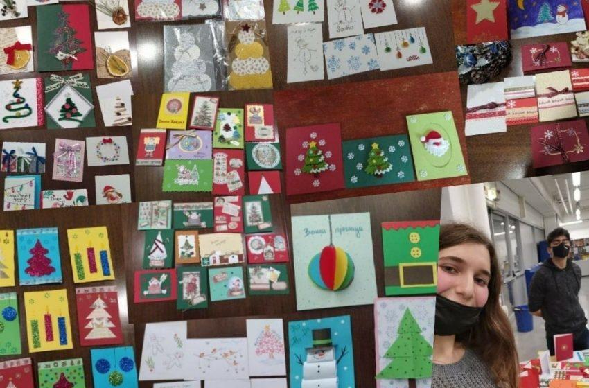 Започна 14-ата Коледна благотворителна кампания на PTPI Делфините