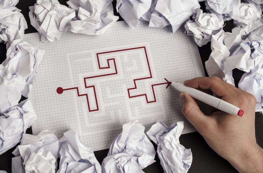 3 стъпки за промяна в кариерата