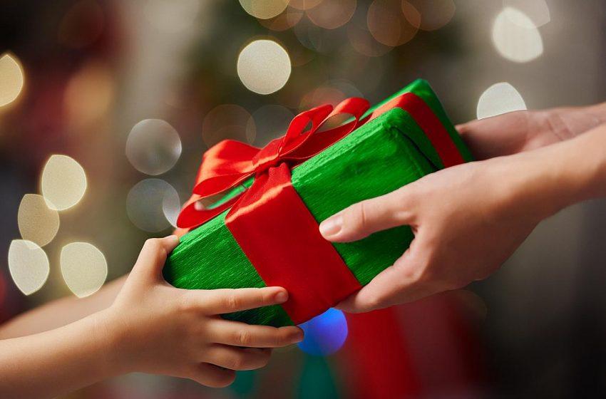Защо си разменяме подаръци?