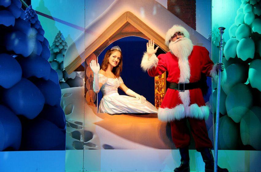 Коледна програма на Държавен куклен театър-Варна