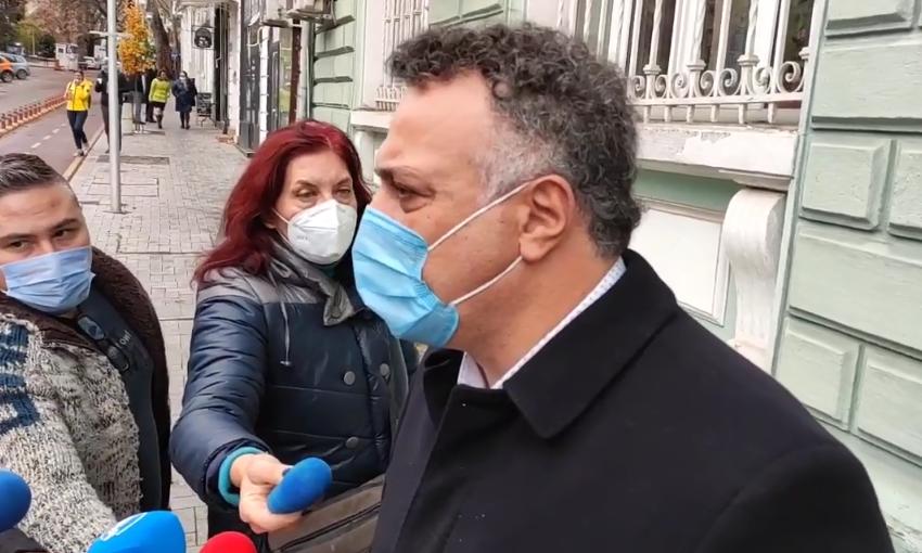 Стоян Пасев: Близо 40% от медиците във Варна ще се ваксинират