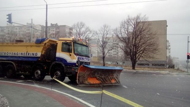 Варна е готова за зимата